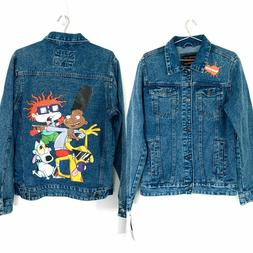Members Only X Nickelodeon Rugrats Hey Arnold Rocko Cat Dog